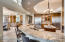 Entertainer's Kitchen with commercial grade Thermador stainless appliances