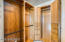 Guest House Walk-in closet
