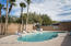 Lovely private community pool located across the street