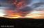 Without a doubt, one of the best panoramic sunset views in the Foothills.