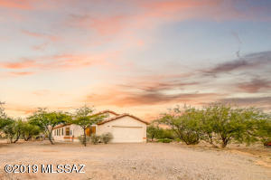 7466 W Cholla Ranch Lane, Tucson, AZ 85735
