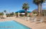 Pool area cabana