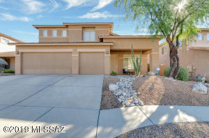 4374 N Sunset Cliff Drive, Tucson, AZ 85750