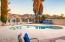 Private backyard retreat. Low care pool area w/more views!