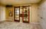 Doors to Master Bath Area