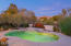 Refreshing pool and spa.