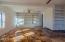guest bedroom 2 with onyx tile floor