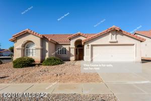 11725 N Rain Rock Way, Oro Valley, AZ 85737