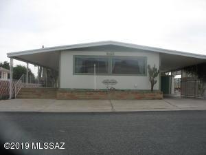 5421 W Flying W Street, Tucson, AZ 85713