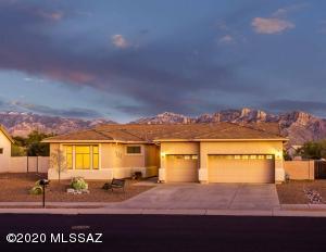 11510 Mountain Breeze Drive, Tucson, AZ 85737