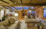 Family Room with Clerestory Windows