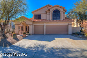 11741 N Dragoon Springs Drive, Oro Valley, AZ 85737