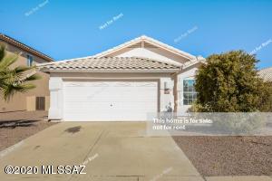 7282 W Opossum Drive, Tucson, AZ 85743