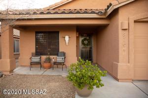 8791 N Hidden Wash Court, Tucson, AZ 85743