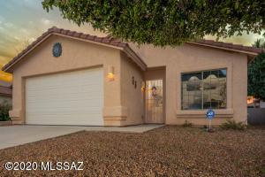 6591 W Blythe Place, Tucson, AZ 85743