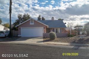 9022 N Brimstone Way, Tucson, AZ 85742