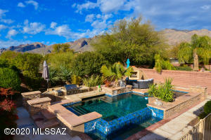 5801 N Paloma Ridge Lane, Tucson, AZ 85718