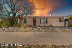 8327 E Salinas Drive, Tucson, AZ 85730