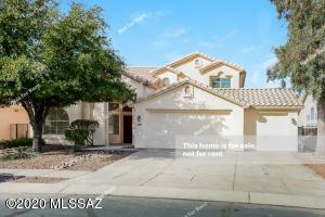 8371 N Mammoth Drive, Tucson, AZ 85743