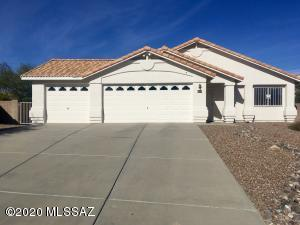929 N Silverleaf Oak Place, Tucson, AZ 85710
