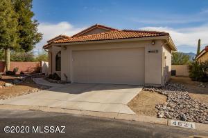 4621 W Lessing Lane, Tucson, AZ 85742