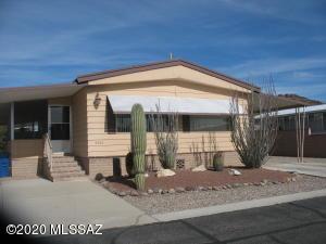 5580 W Flying W Street, Tucson, AZ 85713