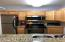 Kitchen with all the student desired amenities.