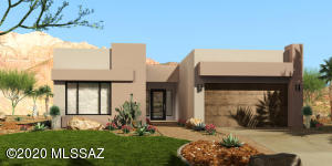 5550 S Atascosa Peak Drive, Lot 13, Green Valley, AZ 85622