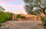 Spacious driveway leading to the over-sized three car garage also has room for off-street parking several guest cars.