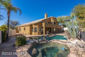 10640 N Sundust Court, Tucson, AZ 85737