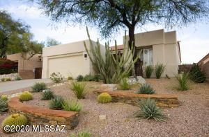5350 N Canyon Rise Place, Tucson, AZ 85749