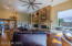 Great Room flows to formal dining room & gourmet kitchen.