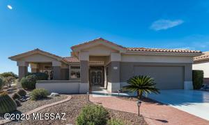 14715 N Desert Rock Drive, Oro Valley, AZ 85755