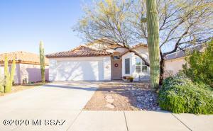 5466 W Dove Of Peace Drive, Marana, AZ 85658