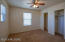Bedroom, office, den, or playroom... with three bedrooms there is space to have it.