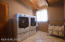 Huge laundry room off the 5th bedroom