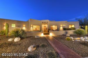 4585 N Black Rock Drive, Tucson, AZ 85750