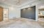 Expansive Master Bedroom. Recessed lighting, ceiling fan,