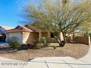 571 S Sugarloaf Mountain Place, Tucson, AZ 85748