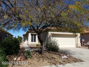 8148 W Blowing Tumbleweed Place, Tucson, AZ 85743