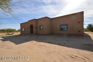 11160 S Wells Fargo Road, Tucson, AZ 85736