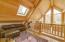 Loft upstairs