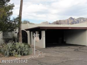 4839 N Via Entrada, Tucson, AZ 85718