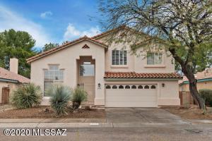 1734 N Sandstone Ridge Drive, Tucson, AZ 85715