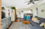 Spacious and open floorplan with tons of natural light!