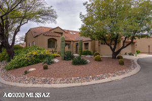 6121 N Golden Eagle Drive, Tucson, AZ 85750