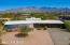 N/S orientation with backyard with sweeping Santa Catalina Mountain views
