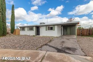6965 E Mary Drive, Tucson, AZ 85730