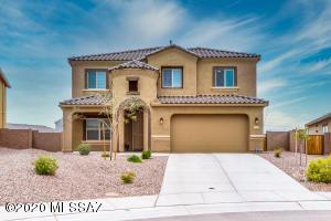 9717 N Sonoran Mallow Court, Marana, AZ 85653