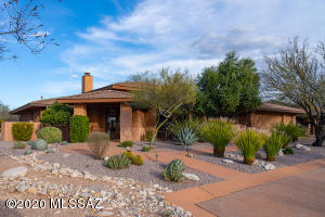 3908 N Canyon Ranch Ridge Place, Tucson, AZ 85750